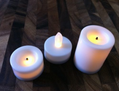 NEWBORN BABY SECRETS: Battery Candles
