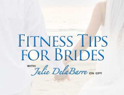 FITNESS TIPS FOR BRIDES