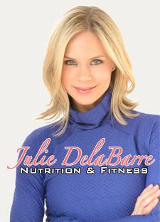 Julie DelaBarre Logo